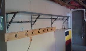 Build Wood Garage Shelves by Building Garage Cabinets Plans Keysindy Com