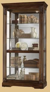 Oak Curio Cabinet Curio Cabinet Howard Miller Oak Corner Curio Cabinetshoward