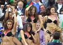 Les Dim Dim girls au Stade de France - ViaComIT
