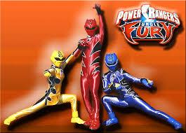 Power Rangers Furia Din Jungla - Episodul 1