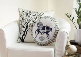 Decorative Home Interiors by Decorative Pillows Design For Home Interior Decoration By Allem