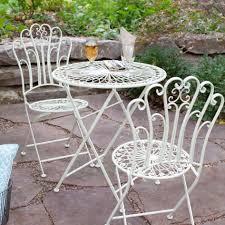 Cast Iron Patio Set Table Chairs Garden Furniture - patio furniture contemporary wrought iron patio set wrought iron