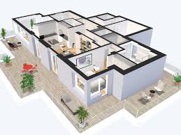 House 3d Model Free Download by Archilogic