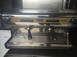 secondhand catering equipment espresso machines