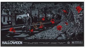 halloween michael myers in background authentic pop collectibles product categories john carpenter