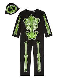 Kids Skeleton Halloween Costume by Halloween Kids Spooktacular Skeleton Costume 6 Months 6 Years