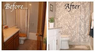 kids u0027 bathroom makeover this bold home