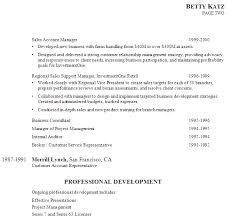 Objectives For Resumes Examples by Resume Senior Management Investment Firm Susan Ireland Resumes