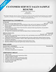 Resume Template For Customer Service  resume template customer     Sample Customer Service Resume Examples   resume template for customer service