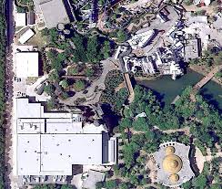Map Of Downtown Disney Orlando by Aerial View Of Beast U0027s Castle At Walt Disney World Reveals Forced
