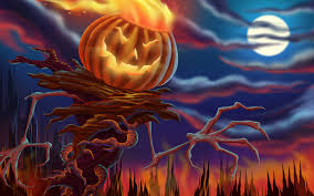 spooky halloween background free scary halloween backgrounds 6808811