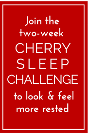 Colors That Help You Sleep by Dig In The Cherry Bowl For Best Sleep U0026 Health The Health Minded