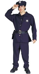 Security Guard Halloween Costume Police Officer Costumes Law Enforcement Costumes Brandsonsale