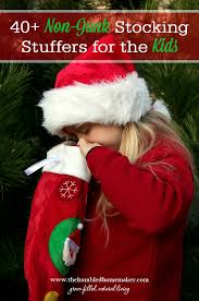 Stocking Stuff Non Junk Stocking Stuffers For Kids 40 Ideas To Get You Started