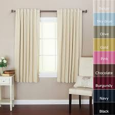 decorating dane light blocking curtains in grey fro home