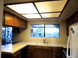How To Design Kitchen Lighting by Original Fluorescent Kitchen Light Fixtures Fluorescent Kitchen