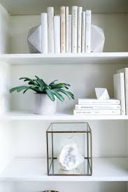 White Short Bookcase by Ikea Bookshelf Hack U2014 Living With Landyn