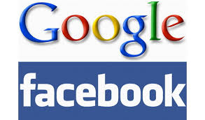 google facebook loghi