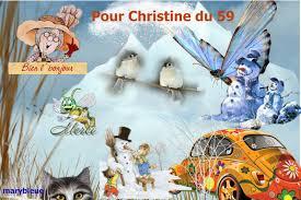 UN GRAND MERCI A CHRISTINE DU 59. Publié le 27/01/2013 à 20:47 par marybleue Tags : image centerblog \u0026middot; Pour-Christine-du-59.jpg - Pour-Christine-du-59