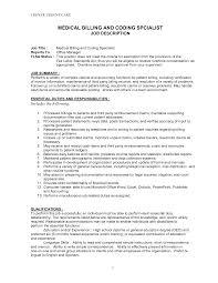 sample resume for accounts receivable resume billing manager medical billing manager resume best resume doc 644827 medical coder sample resume insurance biller