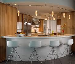 Kitchen Breakfast Bar Design Ideas Beautiful Top U Shaped Kitchen Designs With Breakfast Bar