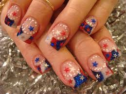 8 techniques for 4th july nails