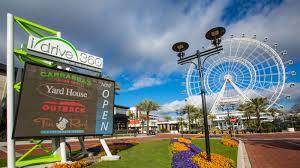 Map Of Downtown Disney Orlando by International Drive Hotels Orlando Wyndham Orlando Resort