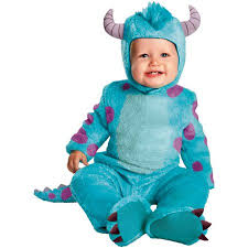 Warm Baby Halloween Costumes Monsters University Classic Sulley Infant Halloween Costume