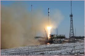 progress m 25m flies on a modified soyuz rocket