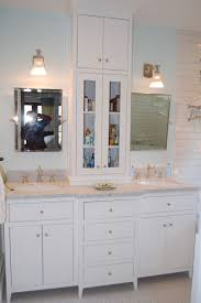 white bathroom cabinet with glass doors benevolatpierredesaurel org