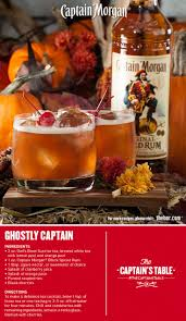 spiced rum drink recipes