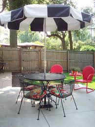 Cast Iron Patio Set Table Chairs Garden Furniture - furniture captivating patio umbrellas walmart for outdoor