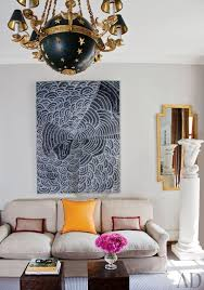 Best Aboriginal Art Interior Design Images On Pinterest - Apartment interior design blog
