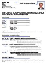 Cadres PME   exemple de cv org