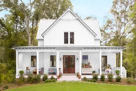 One Story Colonial House Plans Step Inside One Of The Prettiest Country Farmhouses We U0027ve Ever