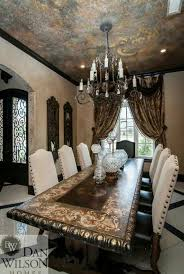 Best  Tuscan Dining Rooms Ideas On Pinterest Tuscan Style - Tuscan dining room