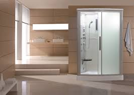 eagle bath ws 803l fg steam shower enclosure with frosted glass