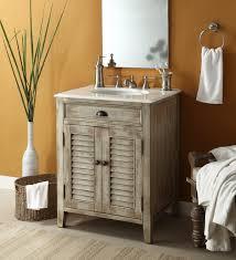 in vogue rustic bathroom vanities with turtle door decals as well