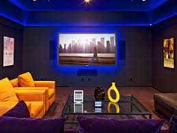 luxury home theater interior home theater room ideas with tv unit on the wall with