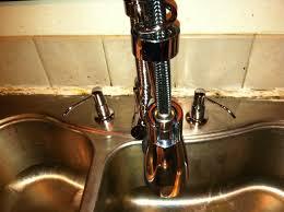 premier kitchen faucet soap dispenser review youtube