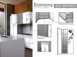 Luxury Kitchen Cabinets Manufacturers Aluminum Kitchen Cabinets The Unique Door Aluminum Bi Fold
