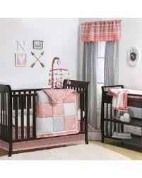 amazing deal on the peanut shell woodland 4 piece crib bedding set