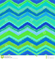 hand drawn zigzag pattern in aqua blue stock image image 35535901
