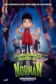 El alucinante mundo de Norman (2012) [Latino]