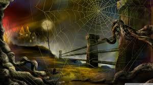 happy halloween hd wallpaper spider web hallowmas halloween hd desktop wallpaper widescreen