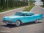 Image result for 1958 cadillac