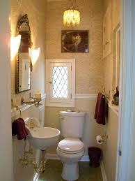 Small Powder Room Wallpaper Ideas Cottage Bathrooms Hgtv