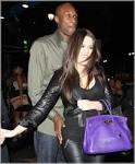 Khloe Kardashian and Lamar Odom leaving Supperclub in Hollywood ...