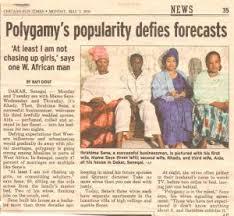 BLACK POLYGAMY    THE FASTEST GROWING MARRIAGE SYSTEM IN     WordPress com a polygamy  jpg