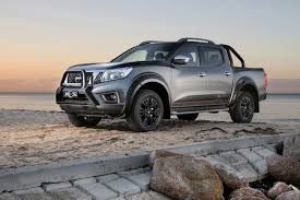 2017 nissan navara n sport black edition revealed